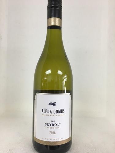 Image result for Alpha Domus The Skybolt Hawke's Bay Chardonnay 2016